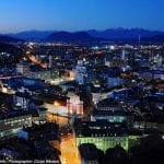 croatia tours ljubljana night
