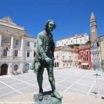 croatia tours piran square