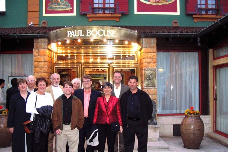 culinary tour bocuse restaurant