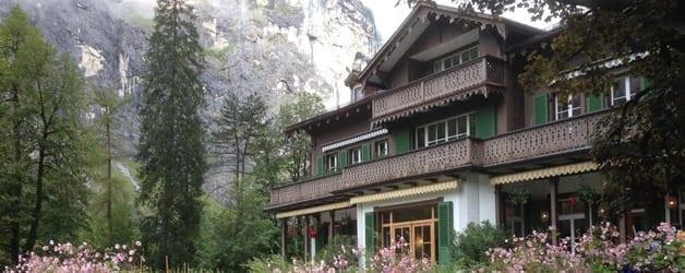 Switzerland Tour: Trümmelbach Falls and Männlichen