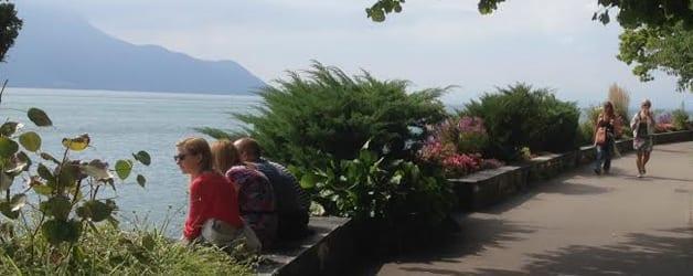 Switzerland Tour: Gruyeres, Broc and Montreux