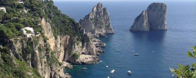 Italy Tour: Sorrento and the Isle of Capri