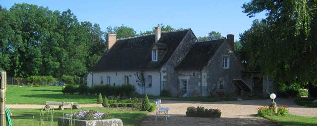 Past meets Present at a Loire Valley B&B: Le Manoir de Chaix Tour