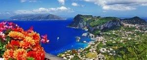 Isle of Capri Italy