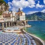 Atrani Amalfi Coast Italy
