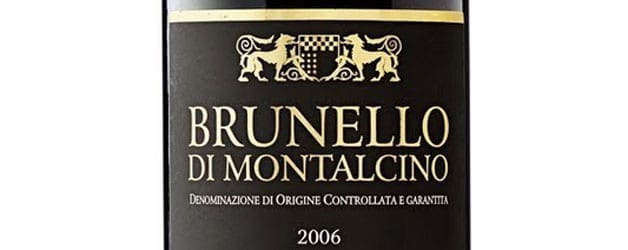Tuscany: The Country of Brunello di Montalcino