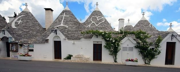 Trulli a Treasure in Puglia Italy