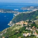Eze and Cap Ferrat French Riviera
