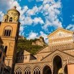 Saint Andrew Duomo Amalfi Italy