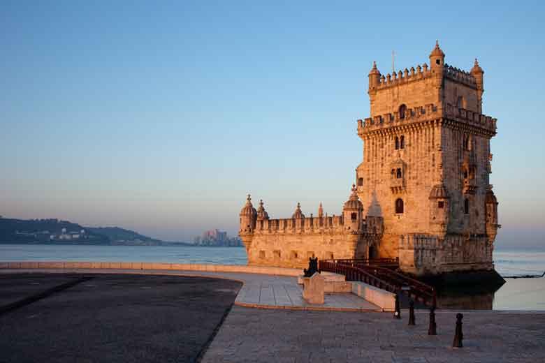 Belem Tower Lisbon - tour of Portugal