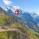 Mannlichen, Lauterbrunnen, Switzerland