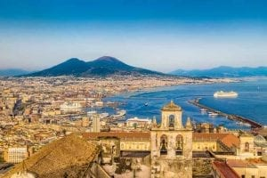 Naples Italy Mount Vesuvius - Sicily tour