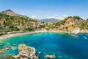 Isola Bella Taormina - Sicily tour