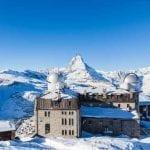 Matterhorn Gornergrat Zermatt Switzerland