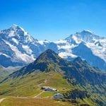 Mannlichen Jungfrau Switzerland