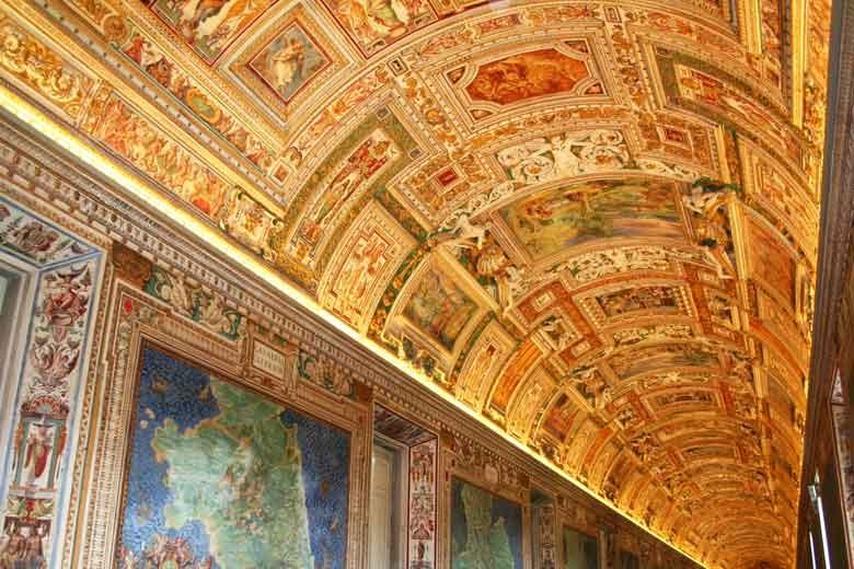 Vatican Museum Galleries Rome - Sicily Tour