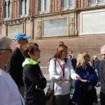 guided walking tour italy