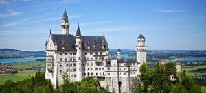 Castle on Bavaria Tour