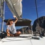Sailing the Aeolian Islands, Sicily, 2019 Brochure-min