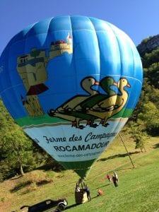Have you ever taken a balloon ride?