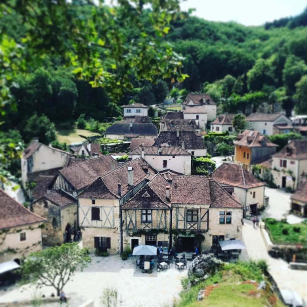 Saint Cirq-la-popie: maybe the prettiest village in France?