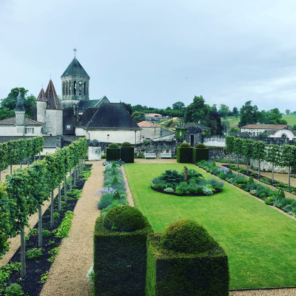 A visit to the Chateau de Bourdeilles