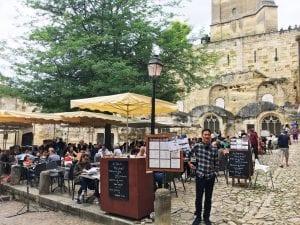 Place du Clocher, Saint Emilion
