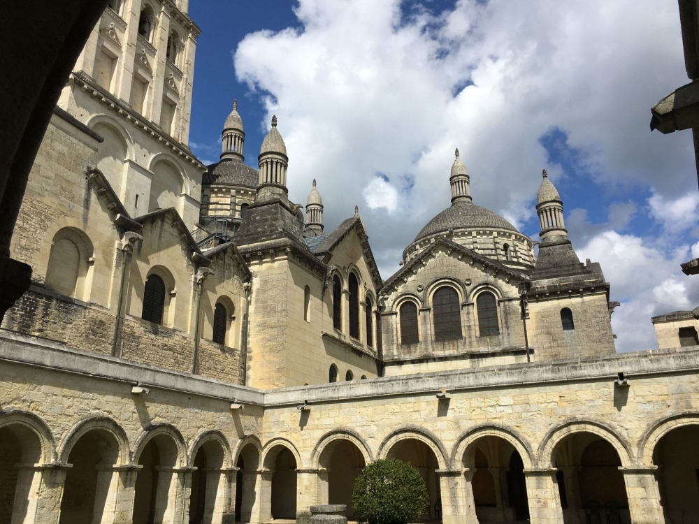 The Cathedral St. Front in Perigueux