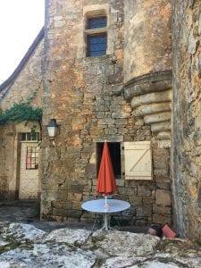 A quaint corner in Loubressac