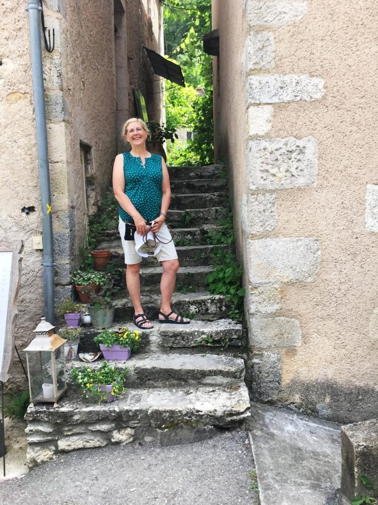 Exploring Saint Cirq-la-popie