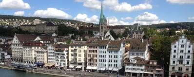 Switzerland Tour: Zurich