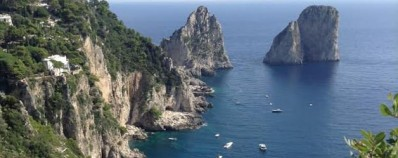 Italy Tour: Sorrento and the Isle of Capri