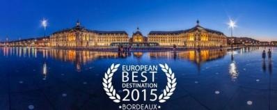 Bordeaux: Best European Destination 2015