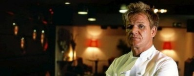 Interview with Gordon Ramsay