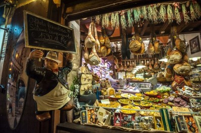 A Food Trail: Piedmont and Emilia Romagna