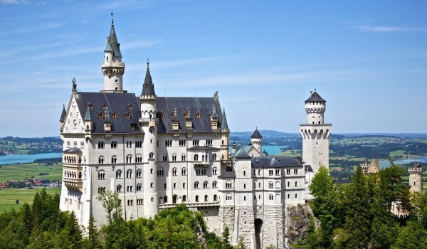 Bavaria, Germany & Salzburg, Austria