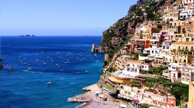 Amalfi Coast & Capri, Italy