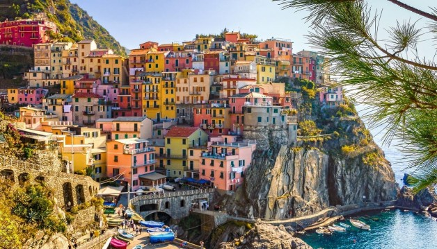 French & Italian Rivieras & Cinque Terre