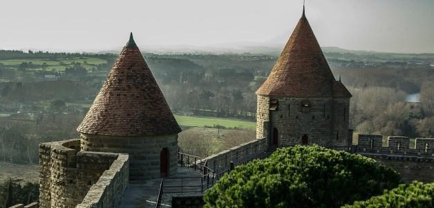 Carcassonne, France to Barcelona, Spain